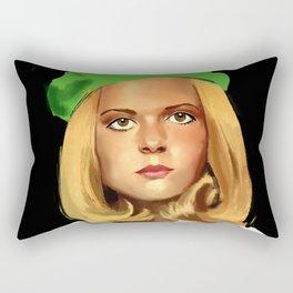 France Gall Rectangular Pillow