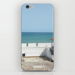 Oceanview iPhone Skin