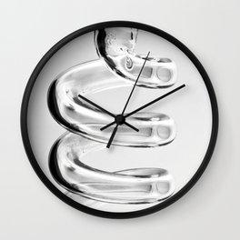 Laboratory glassware Wall Clock