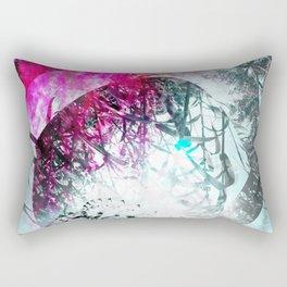 Cast: Amnesia Rectangular Pillow