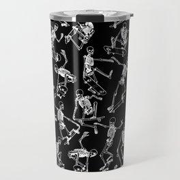 Grim Ripper BLACK Travel Mug