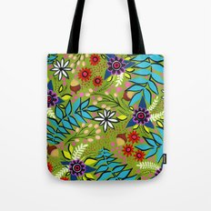 Woodsy Willows Tote Bag