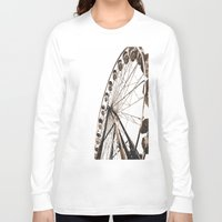 carnival Long Sleeve T-shirts featuring Carnival by Bryson Lynn