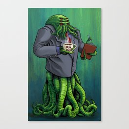 Boss Monster Canvas Print