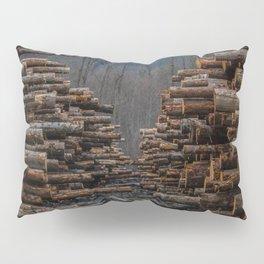 Logging in Darrington Pillow Sham