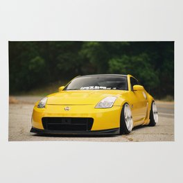 Yellow Fever Z Rug