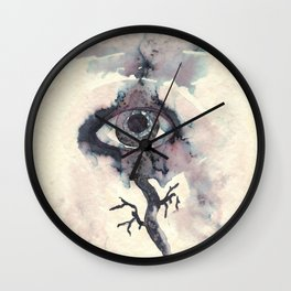 eye of the fates Wall Clock