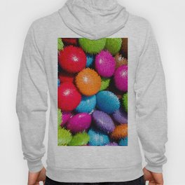 3d Abstract Hoody