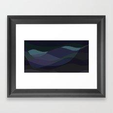 Sea Two Framed Art Print