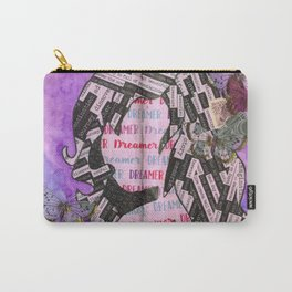 #Dreamer Carry-All Pouch