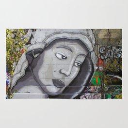 Graffiti Maria Rug