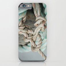 TIED TO THE MOORING #1 Slim Case iPhone 6s