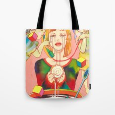 A Small, Good Thing Tote Bag