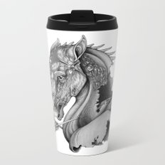 The King's Lost Knight Metal Travel Mug