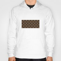wallet Hoodies featuring LV pattern style by aleha