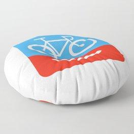 bicyclove Floor Pillow