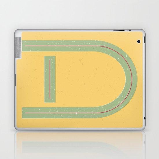 D 001 Laptop & iPad Skin