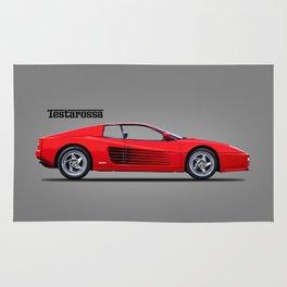 The Testarossa Rug