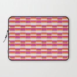 *STRIPE_PATTERN_1 Laptop Sleeve