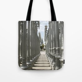 Urban Lights Tote Bag
