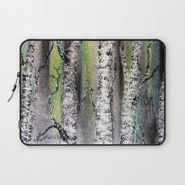 Birch Forest Laptop Sleeve