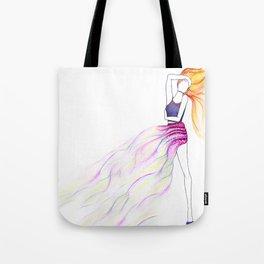 Dreamer Donna Tote Bag