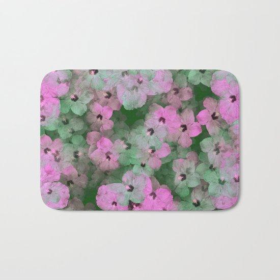 Floral Passion Bath Mat