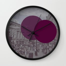 London Square Wall Clock