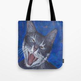Happy Cat - Gracie Tote Bag