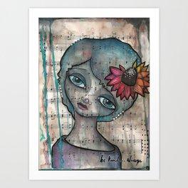 Be Kind ... Always Art Print