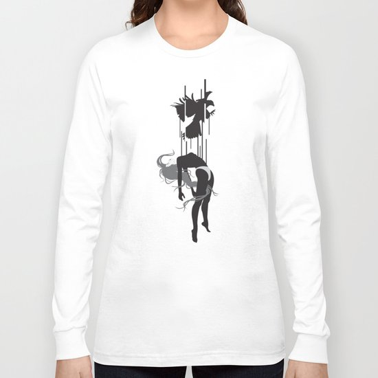 Release yourself Long Sleeve T-shirt