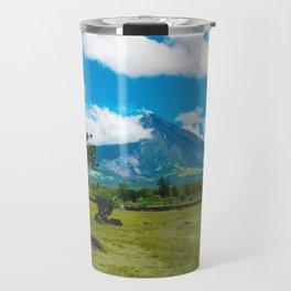 Mayon Volcano Travel Mug