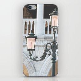Venice Lights iPhone Skin