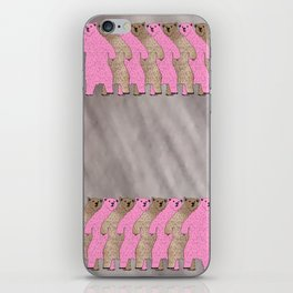 Build A Bigger Bear, Catch a Load of Salmon iPhone Skin