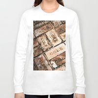 palestine Long Sleeve T-shirts featuring Stepping on History by J.LaShaye