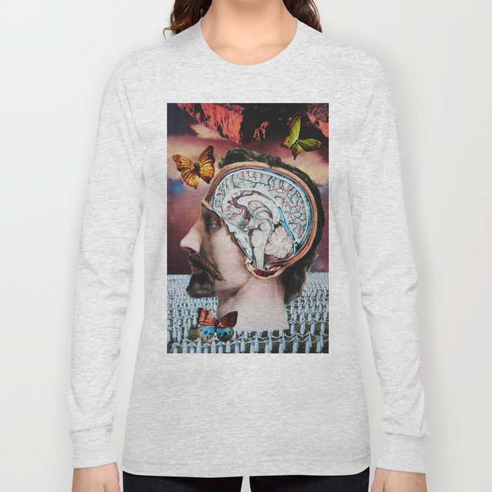 Mind Long Sleeve T-shirt