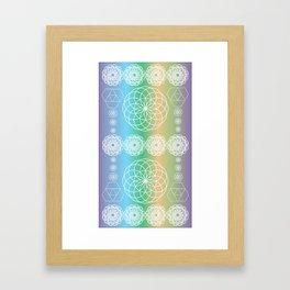 Native Mind Framed Art Print