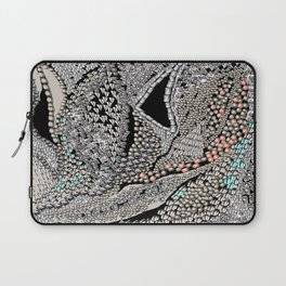 Silver Jewel Laptop Sleeve
