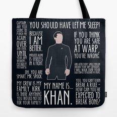 John Harrison / Khan Tote Bag