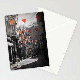 Valentine's Day, Namur, Belgium Stationery Cards