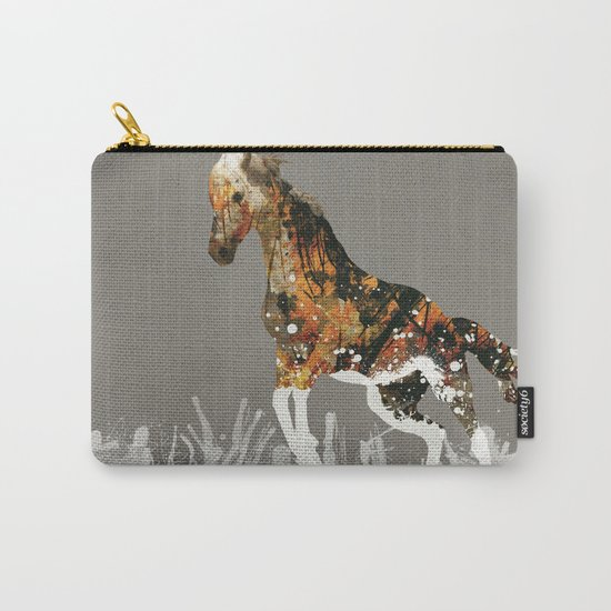 Ice Horse Carry-All Pouch