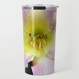 Purple Lily Travel Mug