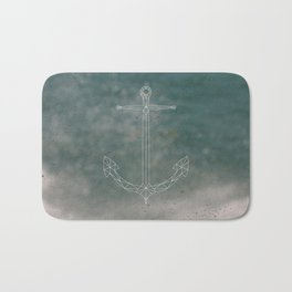 Lost at Sea Bath Mat
