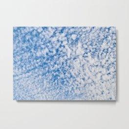 cloudy sky 2 Metal Print