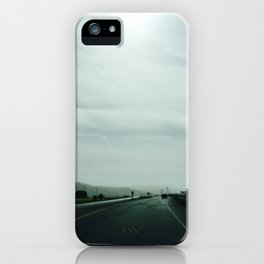 Journey in Grays  iPhone Case