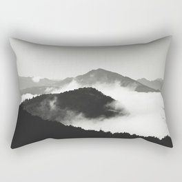 m i s t Rectangular Pillow