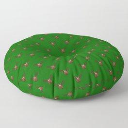 Avocado Moose Floor Pillow