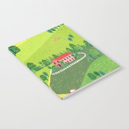 Roadtrip Notebook