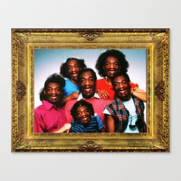 The Cosbys Canvas Print