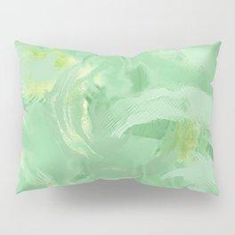 Minty Green Pillow Sham